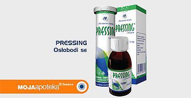 Hemofarm - Pressing