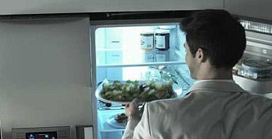 Babbler Media Marketing - Samsung frižider