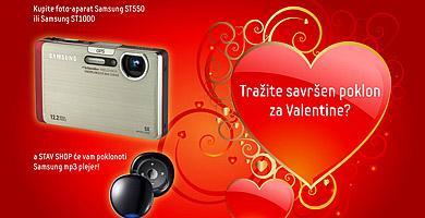 Samsung - Savršen poklon za Valentinovo